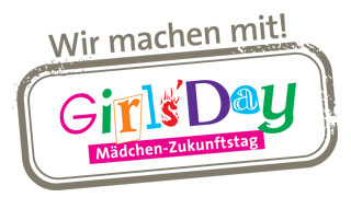 Girls Day am 28. März 2019